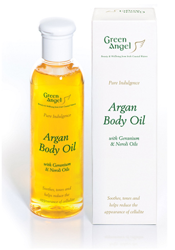 Argan Body Oil