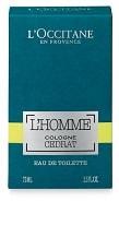 L'Homme Cologne Cedrat Eau De Toilette