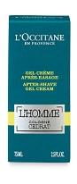 L'Homme Cologne Cedrat After Shave Gel Cream