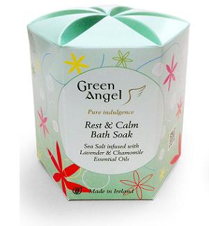 Rest and Calm Bath Soak